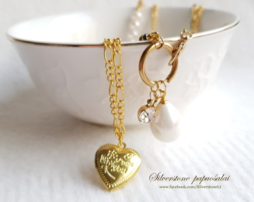 """Golden heart"""