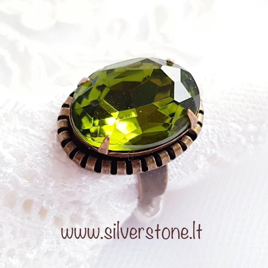 """""""Olive Crystal"""""""
